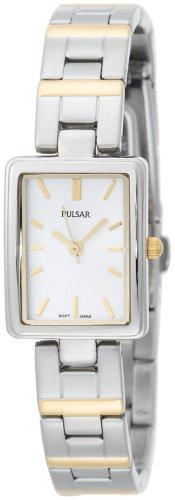 パルサー SEIKO セイコー 腕時計 レディース 【送料無料】Pulsar Women's PTC431 Dress Two-Tone Stainless Steel Watchパルサー SEIKO セイコー 腕時計 レディース