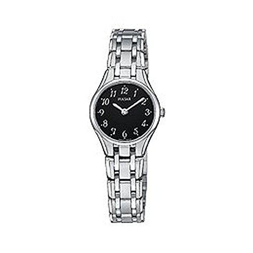 腕時計 パルサー SEIKO セイコー レディース 【送料無料】Pulsar by Seiko Two-Hand Stainless Steel Women's watch #PTA249X腕時計 パルサー SEIKO セイコー レディース
