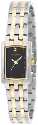 パルサー SEIKO セイコー 腕時計 レディース Pulsar Women's PC3230 Dress Two-Tone Stainless Steel Watchパルサー SEIKO セイコー 腕時計 レディース