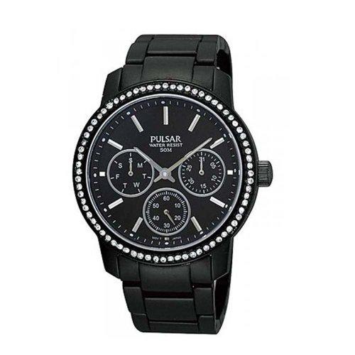 パルサー SEIKO セイコー 腕時計 レディース 【送料無料】Pulsar Attitude Womens Analog Quartz Watch with Stainless Steel Bracelet PP6047X1パルサー SEIKO セイコー 腕時計 レディース