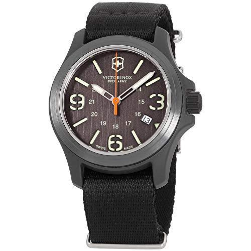 ビクトリノックス スイス 腕時計 メンズ 【送料無料】Victorinox Original Quartz Men's Watch 241593.1ビクトリノックス スイス 腕時計 メンズ