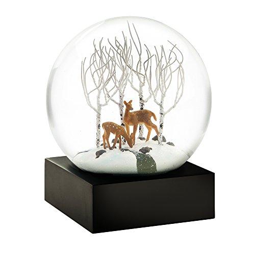 スノーグローブ 雪 置物 インテリア 海外モデル 【送料無料】CoolSnowGlobes Deer in The Woods Cool Snow Globeスノーグローブ 雪 置物 インテリア 海外モデル