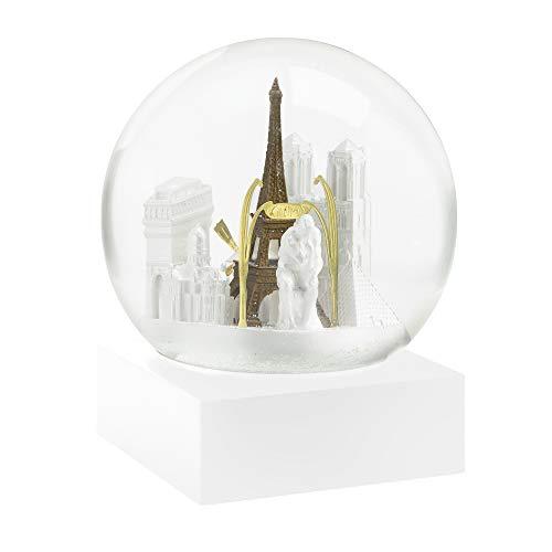 スノーグローブ 雪 置物 インテリア 海外モデル 【送料無料】CoolSnowGlobes Paris Snow Globeスノーグローブ 雪 置物 インテリア 海外モデル