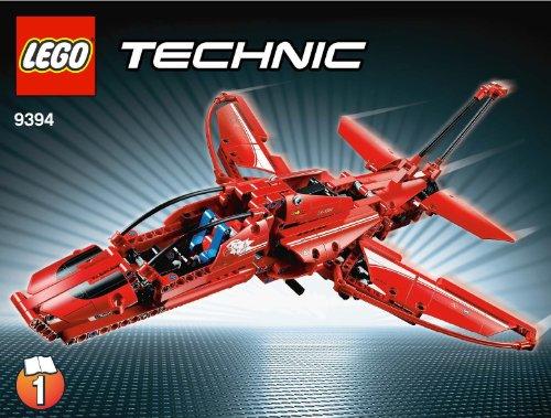 無料ラッピングでプレゼントや贈り物にも 逆輸入並行輸入送料込 レゴ テクニックシリーズ 送料無料 新着 Lego 結婚祝い - Jet 9394レゴ Technic Plane