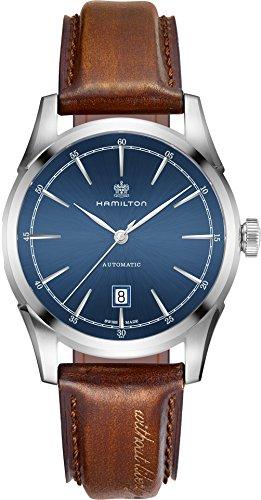 腕時計 ハミルトン メンズ 【送料無料】Hamilton Men's Spirit of Liberty - H42415541 Blue One Size腕時計 ハミルトン メンズ