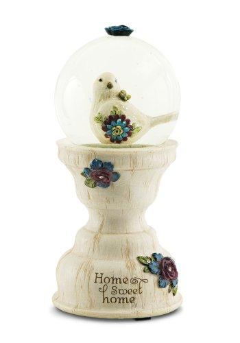 【誠実】 スノーグローブ 雪 置物 インテリア 海外モデル 【送料無料】Pavilion Gift Company 41058 Simple Spirits Water Globe, 100mm, Homeスノーグローブ 雪 置物 インテリア 海外モデル, kousei f6b476c5