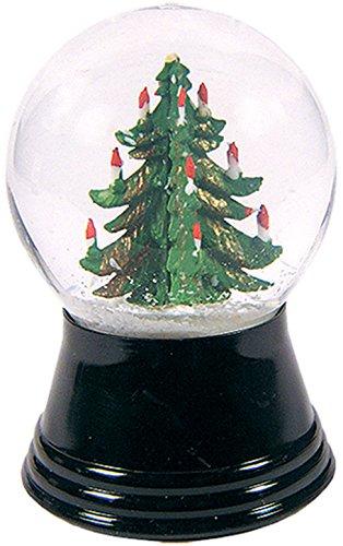 スノーグローブ 雪 置物 インテリア 海外モデル Alexander Taron Importer PR1231 Perzy Snowglobe, Small Christmas Tree-2.5