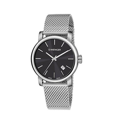 ウェンガー スイス アーミーナイフ メンズ 腕時計 Wenger - Men's Watch 01.1041.140ウェンガー スイス アーミーナイフ メンズ 腕時計