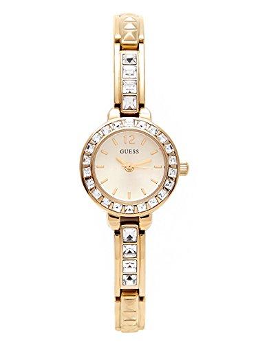 ゲス GUESS 腕時計 レディース 13304737 【送料無料】GUESS Factory Women's Gold-Tone Petite Glitz Watchゲス GUESS 腕時計 レディース 13304737