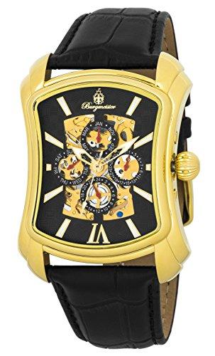 ブルゲルマイスター ドイツ高級腕時計 メンズ Burgmeister Men's BM113-222 Wisconsin Automatic Watchブルゲルマイスター ドイツ高級腕時計 メンズ