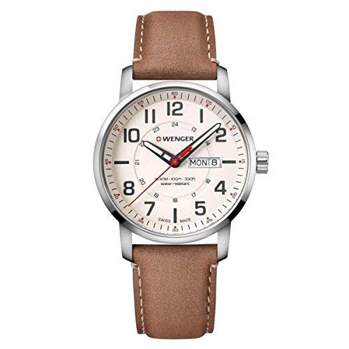 ウェンガー スイス メンズ 腕時計 【送料無料】Watch WENGER 01.1541.103 Man Silverウェンガー スイス メンズ 腕時計