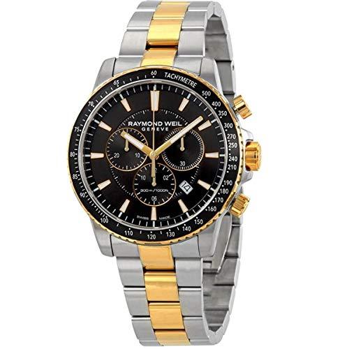 レイモンドウィル 腕時計 メンズ スイスの高級腕時計 【送料無料】Raymond Weil Tango 300 Two Tone Chronograph Watch 8570-SP1-20001レイモンドウィル 腕時計 メンズ スイスの高級腕時計