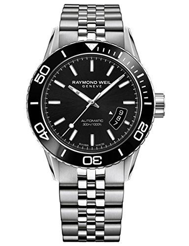 レイモンドウィル 腕時計 レディース スイスの高級腕時計 【送料無料】Raymond Weil Men's 2760-ST1-20001 Freelancer Analog Display Swiss Automatic Silver Watchレイモンドウィル 腕時計 レディース スイスの高級腕時計