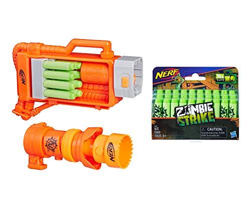 ナーフ ゾンビストライク アメリカ 直輸入 ソフトダーツ 【送料無料】Nerf Zombie Strike Survival System Zoom & Doom bundle with Nerf Zombie Strike Dart Refill, 30-Packナーフ ゾンビストライク アメリカ 直輸入 ソフトダーツ