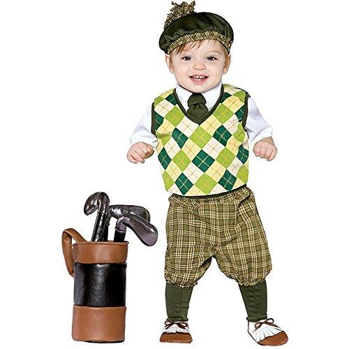 コスプレ衣装 コスチューム その他 【送料無料】Rasta Imposta Future Golfer Costume, Green, 18-24 Monthsコスプレ衣装 コスチューム その他