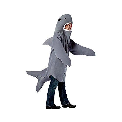 コスプレ衣装 コスチューム その他 【送料無料】Rasta Imposta Shark, Grey, Standardコスプレ衣装 コスチューム その他