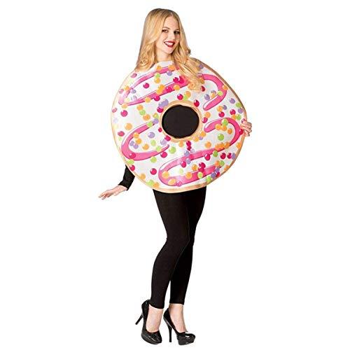 コスプレ衣装 コスチューム その他 【送料無料】Rasta Imposta White Frosted Donutコスプレ衣装 コスチューム その他