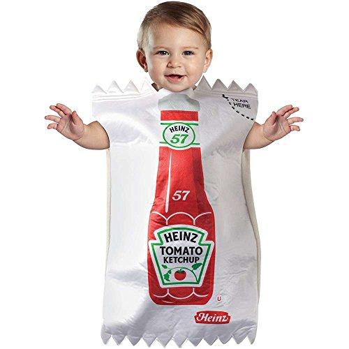 コスプレ衣装 コスチューム その他 Baby Heinz Ketchup Package Bunting (3-9 months)コスプレ衣装 コスチューム その他