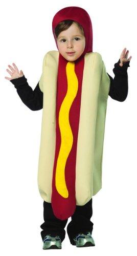 コスプレ衣装 コスチューム その他 【送料無料】Rasta Imposta Hot Dog, Multi, 3-4Tコスプレ衣装 コスチューム その他