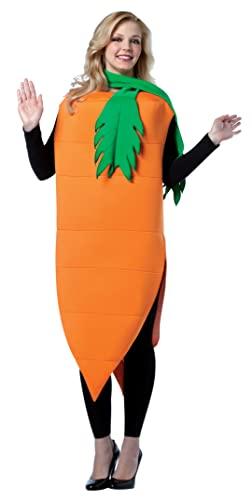 コスプレ衣装 コスチューム その他 【送料無料】Rasta Imposta Carrot, Orange, One Sizeコスプレ衣装 コスチューム その他