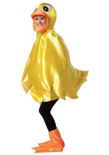コスプレ衣装 コスチューム その他 Rasta Imposta Ducky Adult, Yellow, One Sizeコスプレ衣装 コスチューム その他
