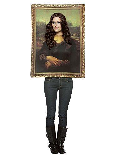 コスプレ衣装 コスチューム その他 【送料無料】Rasta Imposta Mona Lisa Adultコスプレ衣装 コスチューム その他