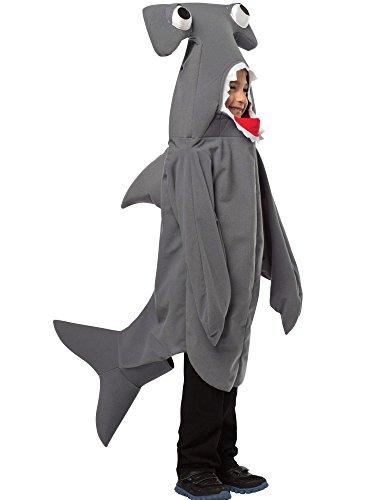 コスプレ衣装 コスチューム その他 【送料無料】Rasta Imposta Childrens Costume, Hammerhead Shark, 4-6xコスプレ衣装 コスチューム その他