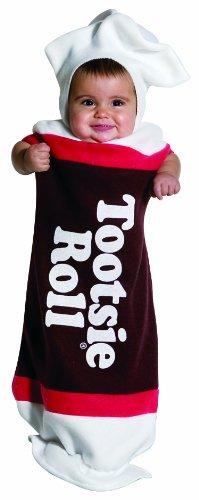 コスプレ衣装 コスチューム その他 Rasta Imposta Tootsie Roll Bunting, Brown, 3-9 Monthsコスプレ衣装 コスチューム その他