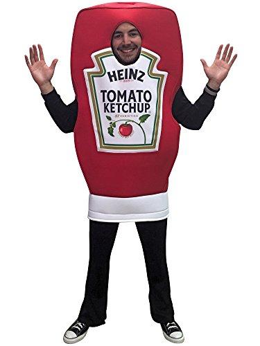 コスプレ衣装 コスチューム その他 【送料無料】Heinz Ketchup Squeeze Bottleコスプレ衣装 コスチューム その他