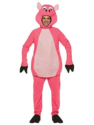 コスプレ衣装 コスチューム その他 Rasta Imposta Pig, Pink, One Sizeコスプレ衣装 コスチューム その他