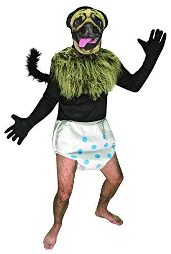 コスプレ衣装 コスチューム その他 【送料無料】Rasta Imposta Puppy Monkey Baby Black, Beigeコスプレ衣装 コスチューム その他
