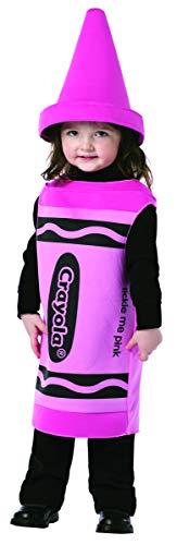 コスプレ衣装 コスチューム その他 Rasta Imposta Crayola Tickle Me, Pink, 18-24 Monthsコスプレ衣装 コスチューム その他