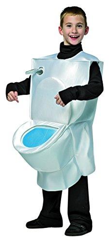 コスプレ衣装 コスチューム その他 【送料無料】Rasta Imposta 7239-710 7-10 Toilet Costumeコスプレ衣装 コスチューム その他