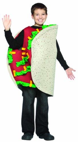 コスプレ衣装 コスチューム その他 Rasta Imposta Taco Child Childrens Costume, 7-10, Multicolorコスプレ衣装 コスチューム その他