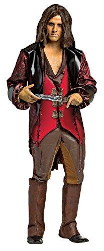 コスプレ衣装 コスチューム その他 UHC Men's Once Upon A Time Rumplestiltskin Outfit Halloween Fancy Costume, XXL (50-52)コスプレ衣装 コスチューム その他