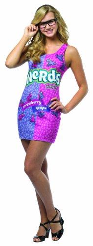 コスプレ衣装 コスチューム その他 Rasta Imposta Nerds Tank Dress, Pink/Purple, Teenコスプレ衣装 コスチューム その他