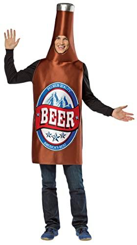 コスプレ衣装 コスチューム その他 Rasta Imposta Beer Bottle Adult, Brown, One Sizeコスプレ衣装 コスチューム その他