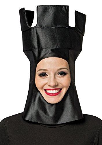 コスプレ衣装 コスチューム その他 【送料無料】Rasta Imposta Chess Rook Hat Headpiece Funny Theme Party Halloween Costume Accessoryコスプレ衣装 コスチューム その他