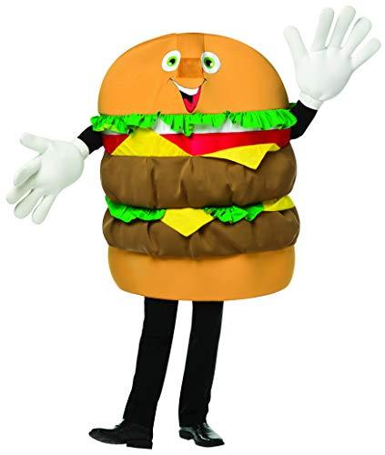 コスプレ衣装 コスチューム その他 【送料無料】Rasta Imposta Cheeseburger Mascot Costumeコスプレ衣装 コスチューム その他