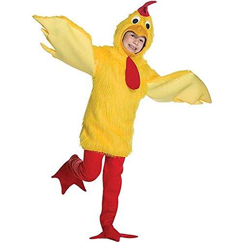 コスプレ衣装 コスチューム その他 Rasta Imposta Childrens Costume, Fuzzy Chicken, 7-10コスプレ衣装 コスチューム その他