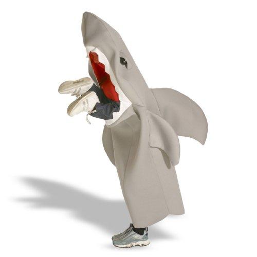 コスプレ衣装 コスチューム その他 Rasta Imposta Lil' Man-Eating Shark Children's Costume, 7-10, Grayコスプレ衣装 コスチューム その他