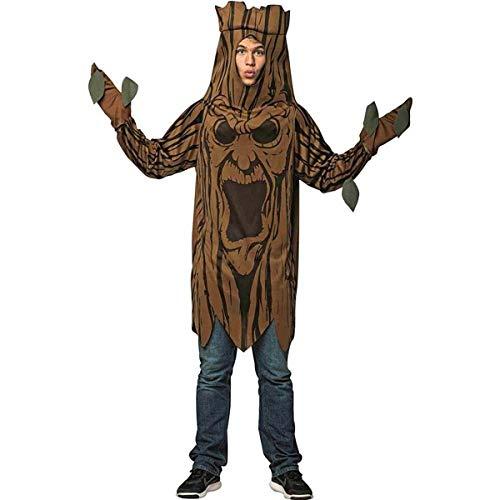 コスプレ衣装 コスチューム その他 【送料無料】Rasta Imposta Men's Scary Tree, Brown, OSコスプレ衣装 コスチューム その他