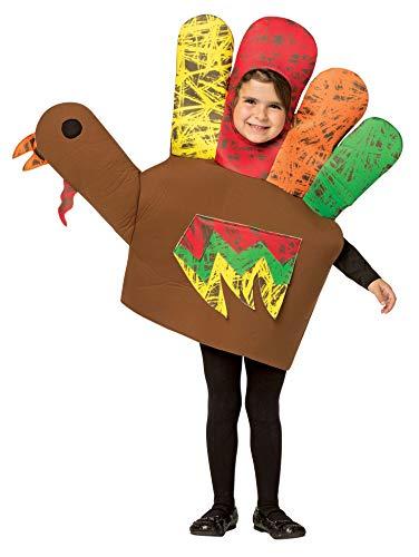 コスプレ衣装 コスチューム その他 【送料無料】Morris Costumes Hand Turkey Kids Costume Standard, Multi, Standardコスプレ衣装 コスチューム その他