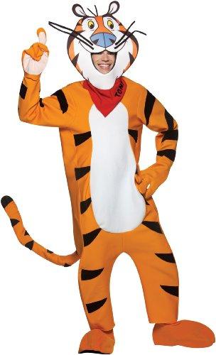 コスプレ衣装 コスチューム その他 【送料無料】Tony the Tiger Adult Costumeコスプレ衣装 コスチューム その他