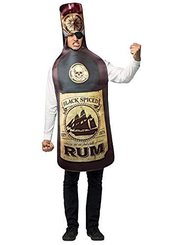 コスプレ衣装 コスチューム その他 【送料無料】Get Real-Rum Bottle&Eye Patchコスプレ衣装 コスチューム その他