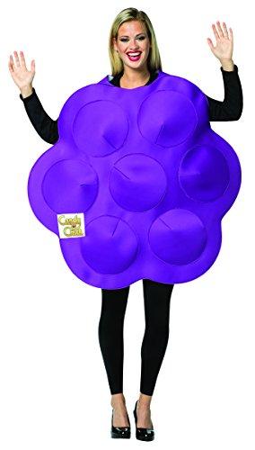コスプレ衣装 コスチューム その他 Rasta Imposta Women's Candy Crush, Purple, One Sizeコスプレ衣装 コスチューム その他