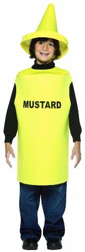 コスプレ衣装 コスチューム その他 Rasta Imposta Lightweight Mustard Children's Costume, 7-10, Yellowコスプレ衣装 コスチューム その他