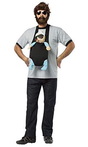 コスプレ衣装 コスチューム その他 Rasta Imposta The Hangover Alan Costume, Multi, Standardコスプレ衣装 コスチューム その他