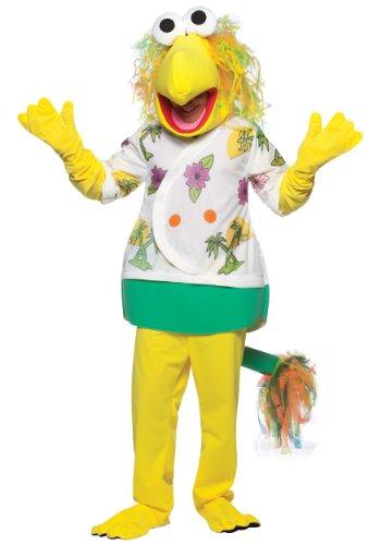 コスプレ衣装 コスチューム その他 Rasta Imposta Mens Funny Mascot Fraggle Rock Wembly Fancy Dress Costume, One Sizeコスプレ衣装 コスチューム その他
