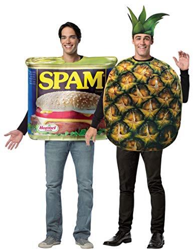 コスプレ衣装 コスチューム その他 Hawaiian Delight - Spam & Pineapple Costume Setコスプレ衣装 コスチューム その他